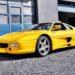 Ferrari F355 – Collecteur Echappement